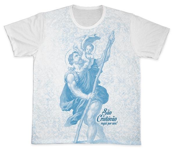 Camiseta Ref. 0476 - São Cristóvão