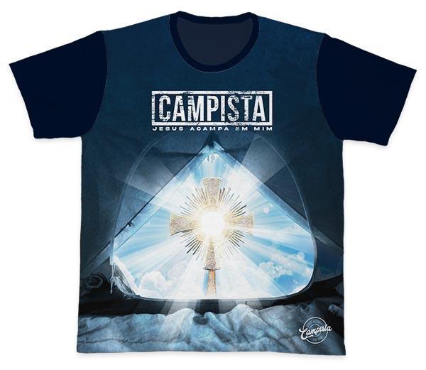 Camiseta Ref. 0477 - Sou Campista
