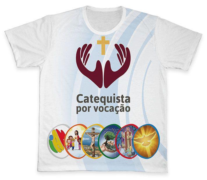 Camiseta REF.0480 - Catequista  - Camisetas Sabatini
