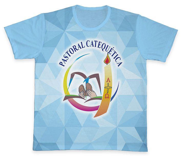 Camiseta REF.0481 - Pastoral Catequética  - Camisetas Sabatini