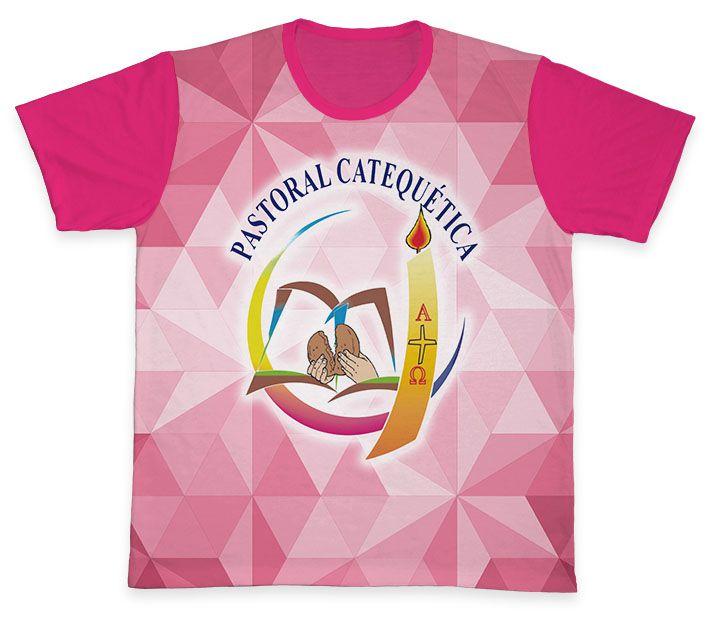 Camiseta REF.0482 - Pastoral Catequética  - Camisetas Sabatini
