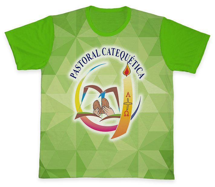 Camiseta REF.0483 - Pastoral Catequética