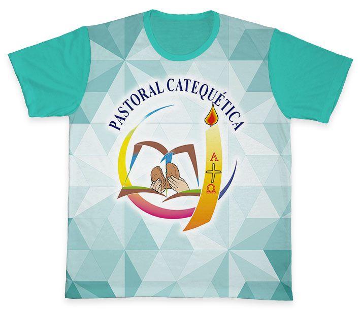 Camiseta REF.0484 - Pastoral Catequética  - Camisetas Sabatini