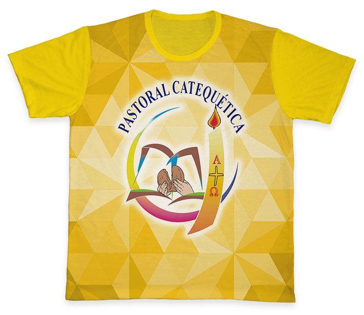 Camiseta REF.0485 - Pastoral Catequética  - Camisetas Sabatini