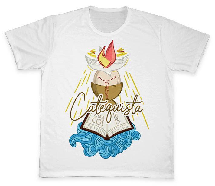 Camiseta Ref. 0488 - Catequista