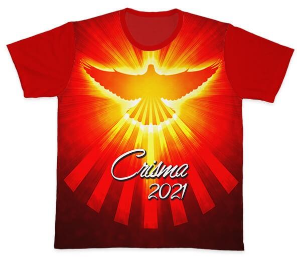 Camiseta Ref. 0504 - Crisma