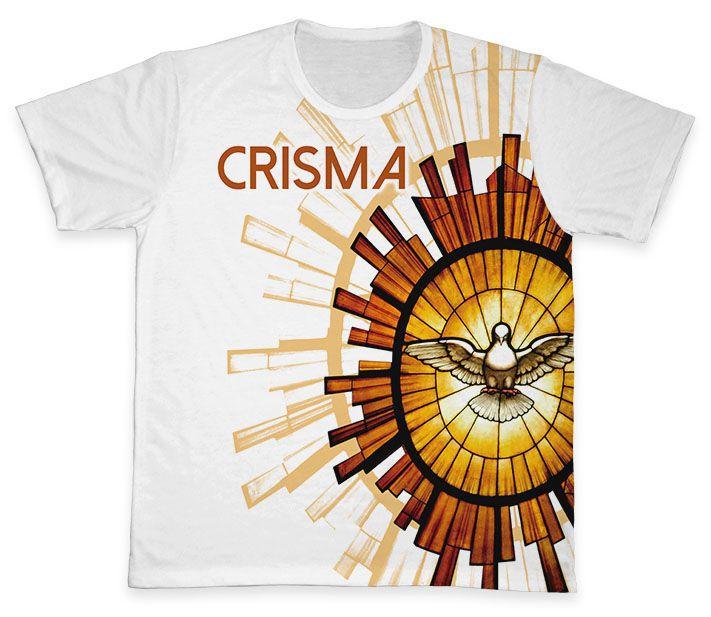 Camiseta REF.0511 - Crisma  - Camisetas Sabatini