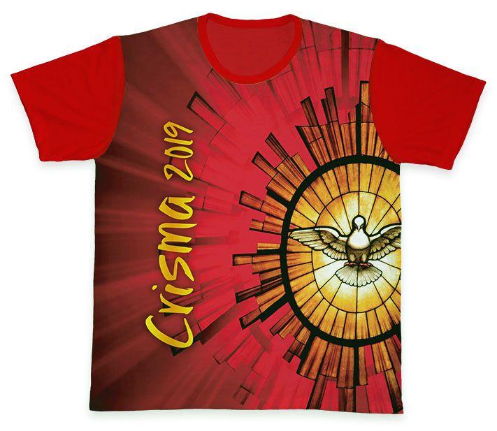 Camiseta REF.0514 - Crisma  - Camisetas Sabatini