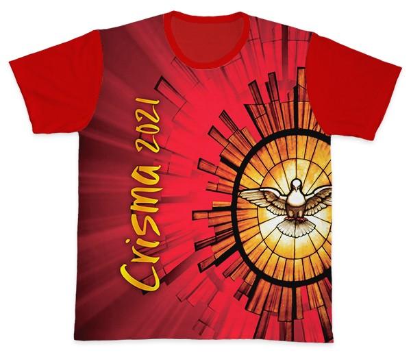 Camiseta Ref. 0514 - Crisma