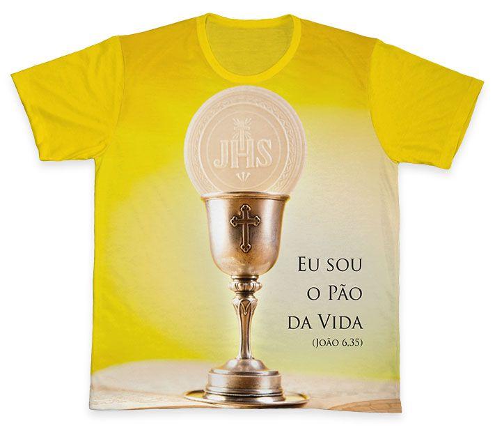 Camiseta REF.0603 - Primeira Eucaristia  - Camisetas Sabatini