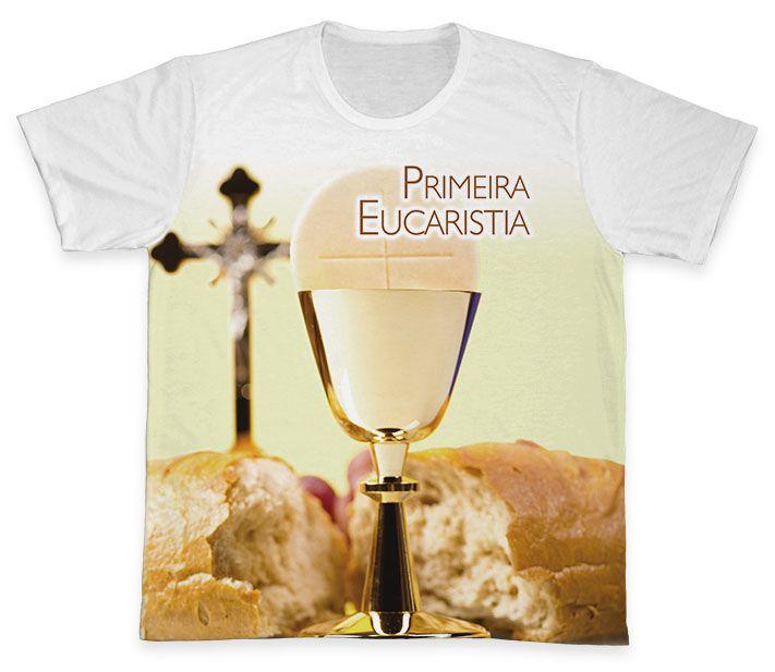 Camiseta REF.0604 - Primeira Eucaristia  - Camisetas Sabatini