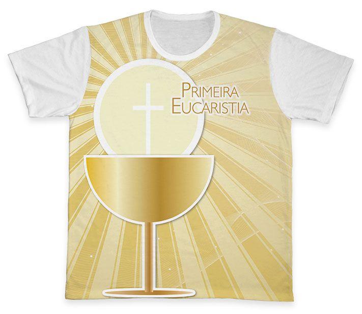 Camiseta REF.0605 - Primeira Eucaristia  - Camisetas Sabatini