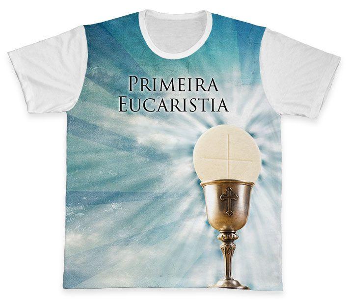 Camiseta REF.0608 - Primeira Eucaristia  - Camisetas Sabatini