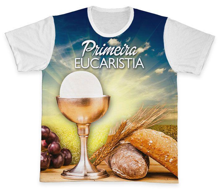 Camiseta REF.0609 - Primeira Eucaristia  - Camisetas Sabatini