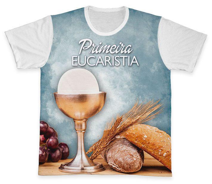 Camiseta REF.0610 - Primeira Eucaristia  - Camisetas Sabatini
