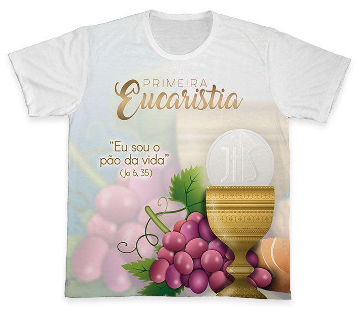 Camiseta REF.0611 - Primeira Eucaristia  - Camisetas Sabatini