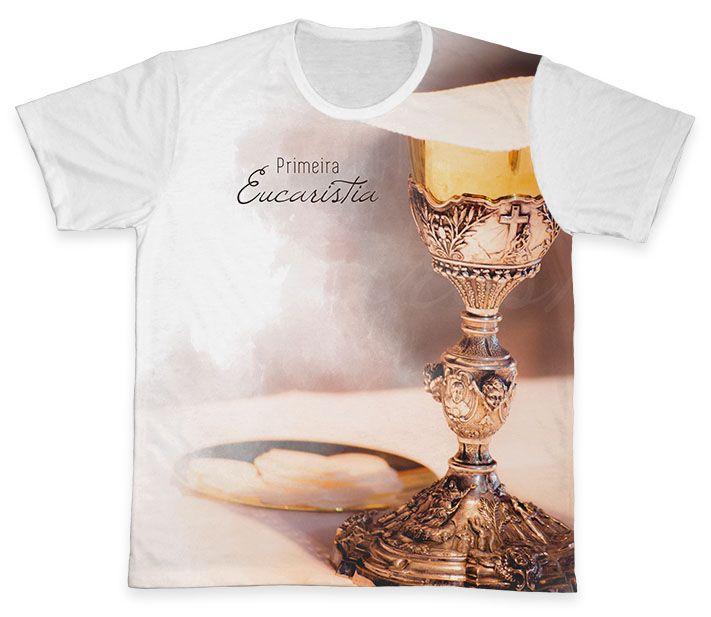 Camiseta REF.0614 - Primeira Eucaristia  - Camisetas Sabatini