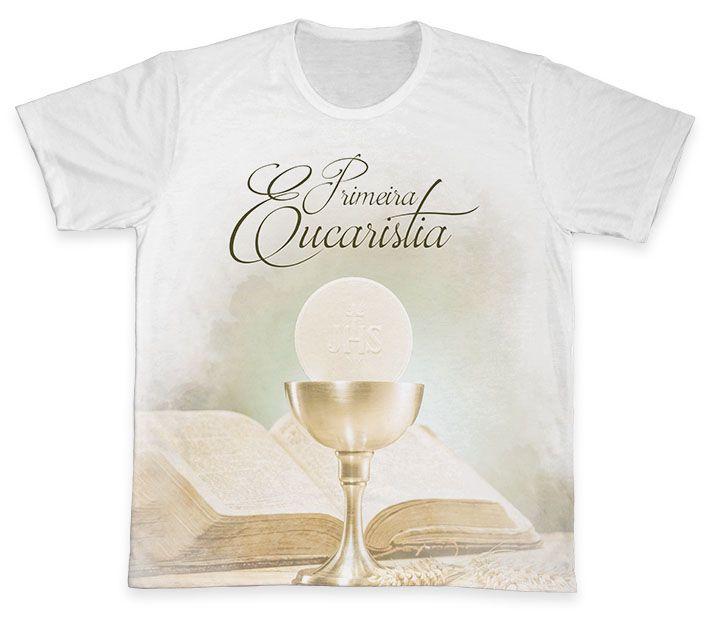 Camiseta REF.0615 - Primeira Eucaristia  - Camisetas Sabatini