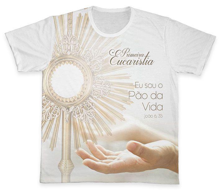Camiseta REF.0616 - Primeira Eucaristia  - Camisetas Sabatini