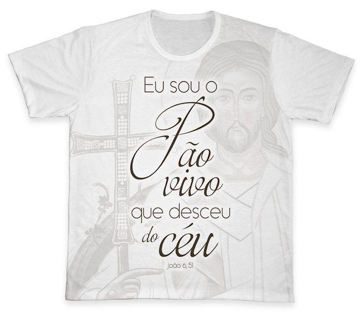 Camiseta Ref. 0617 - Primeira Eucaristia