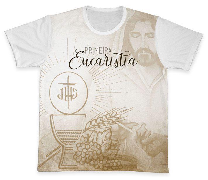 Camiseta Ref. 0618 - Primeira Eucaristia