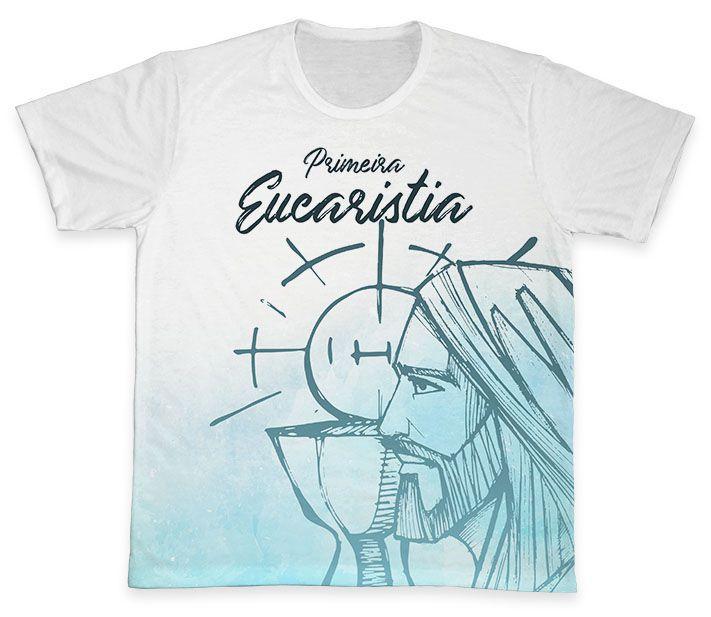 Camiseta REF.0619 - Primeira Eucaristia  - Camisetas Sabatini