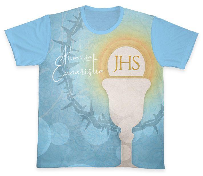 Camiseta REF.0621 - Primeira Eucaristia  - Camisetas Sabatini