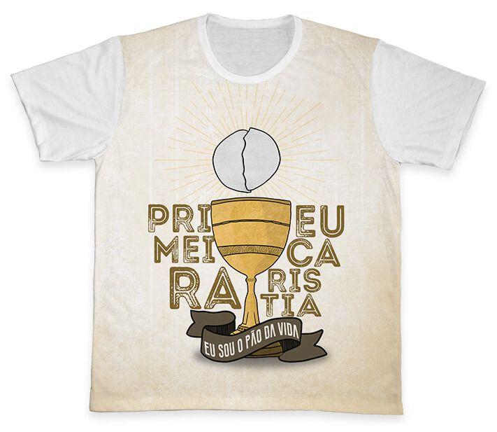 Camiseta Ref. 0623 - Primeira Eucaristia