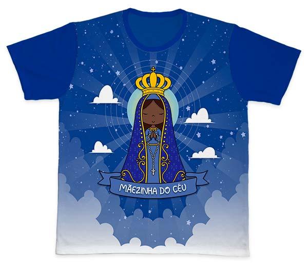 Camiseta Ref. 0653 - Nossa Senhora Aparecida