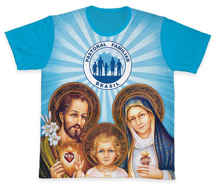 Camiseta REF.0670 - Pastoral Familiar  - Camisetas Sabatini