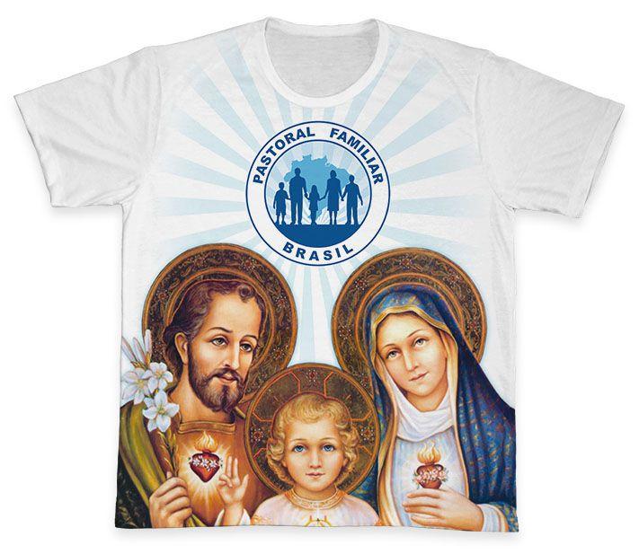 Camiseta Ref. 0671 - Pastoral Familiar