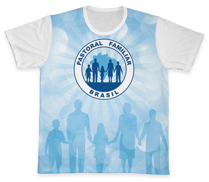 Camiseta REF.0672 - Pastoral Familiar  - Camisetas Sabatini