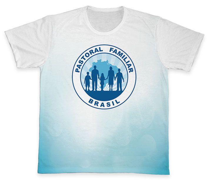 Camiseta REF.0673 - Pastoral Familiar  - Camisetas Sabatini
