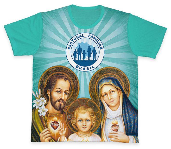 Camiseta Ref. 0674 - Pastoral Familiar