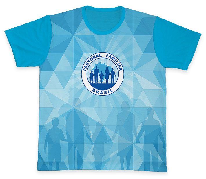 Camiseta REF.0675 - Pastoral Familiar  - Camisetas Sabatini