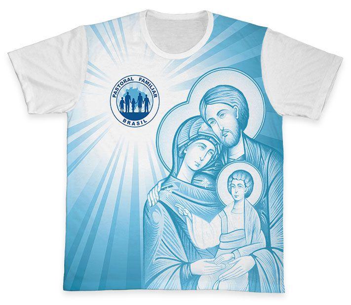 Camiseta REF.0677 - Pastoral Familiar  - Camisetas Sabatini