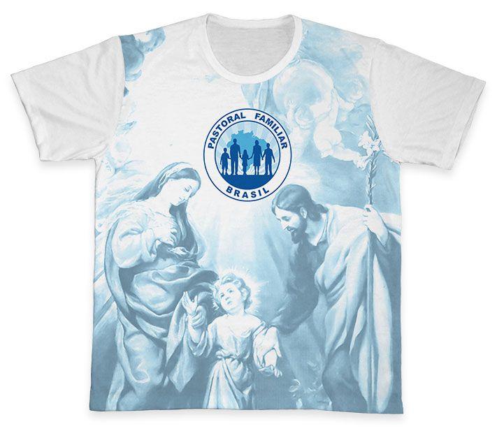 Camiseta REF.0678 - Pastoral Familiar  - Camisetas Sabatini
