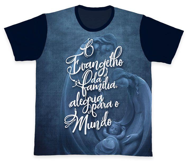 Camiseta REF.0680 - Pastoral Familiar  - Camisetas Sabatini