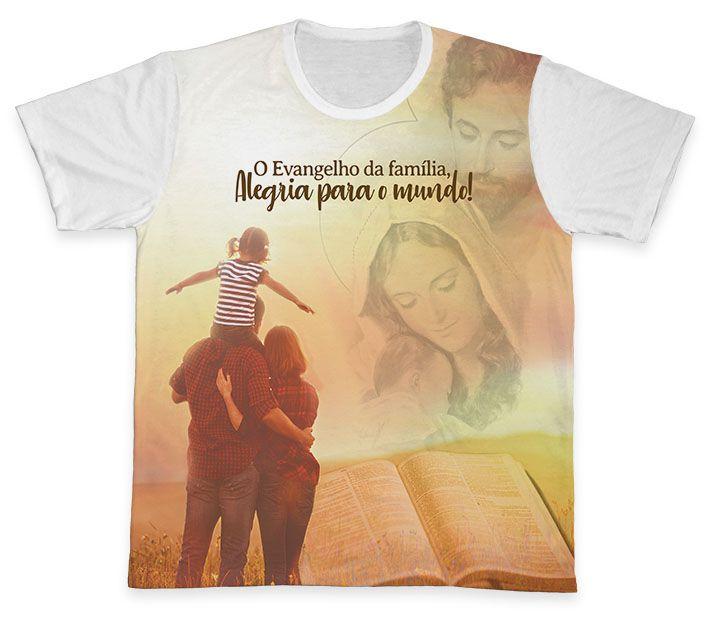 Camiseta Ref. 0681 - Pastoral Familiar