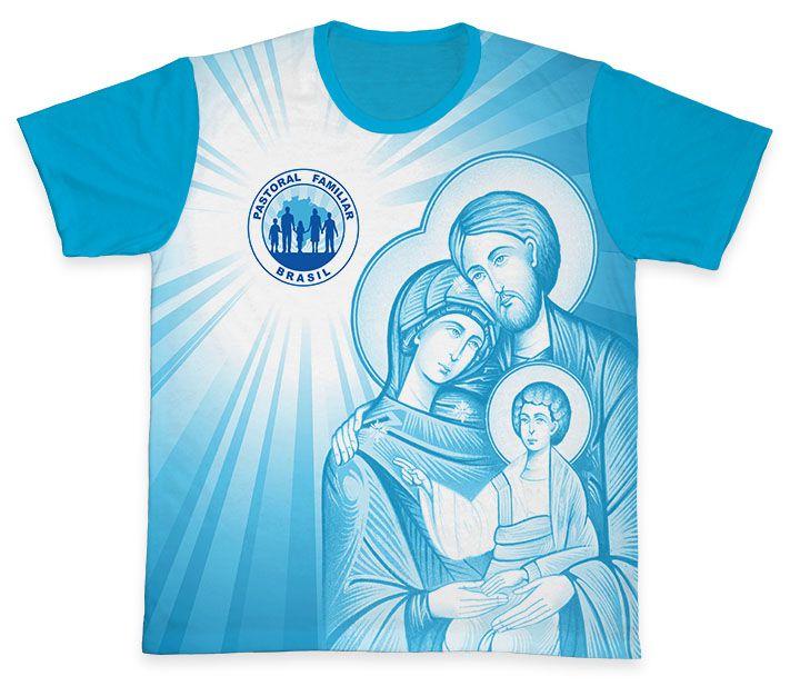 Camiseta Ref. 0684 - Pastoral Familiar