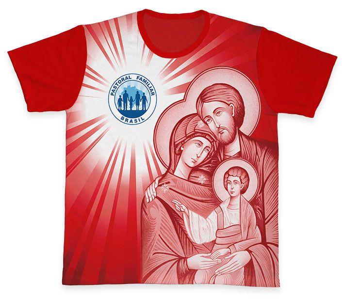 Camiseta Ref. 0685 - Pastoral Familiar