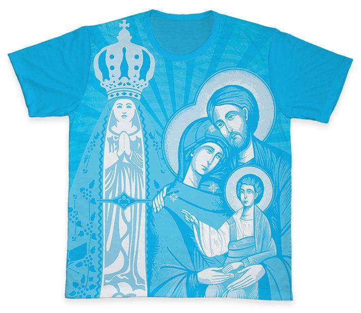 Camiseta REF.0686 - Pastoral Familiar  - Camisetas Sabatini