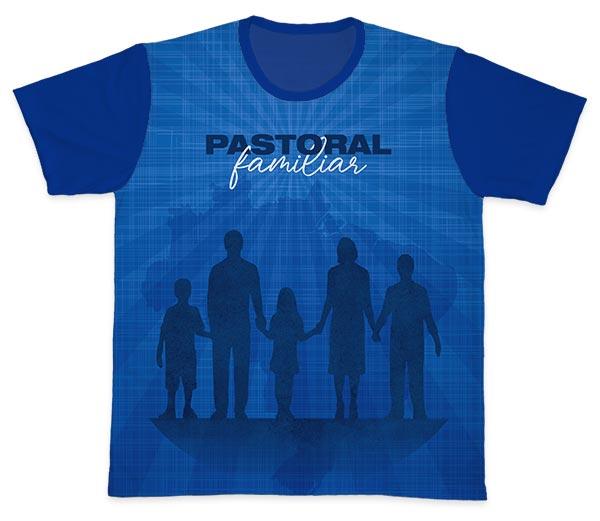 Camiseta Ref. 0689 - Pastoral Familiar