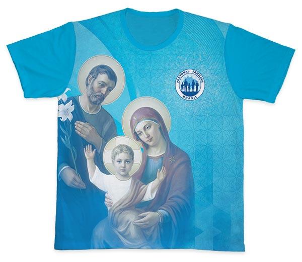 Camiseta Ref. 0690 - Pastoral Familiar