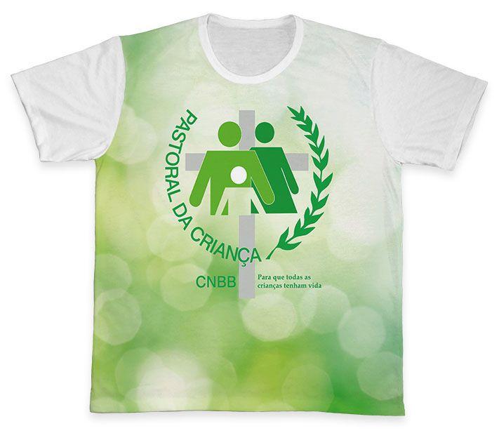 Camiseta Ref. 0701 - Pastoral da Criança