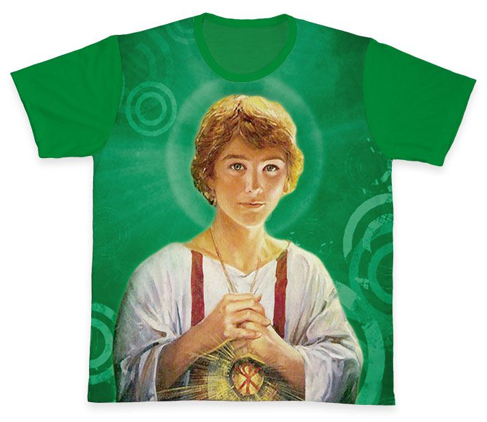 Camiseta REF.0733 - Pastoral dos Coroinhas  - Camisetas Sabatini