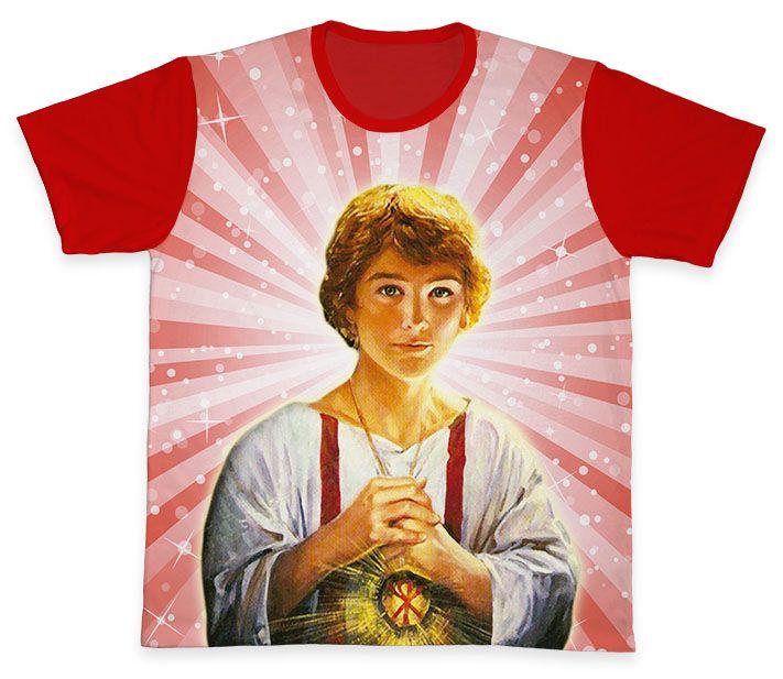 Camiseta REF.0734 - Pastoral dos Coroinhas - São Tarcísio  - Camisetas Sabatini