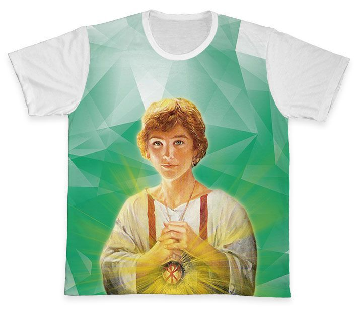Camiseta REF.0735 - Pastoral dos Coroinhas - São Tarcísio  - Camisetas Sabatini