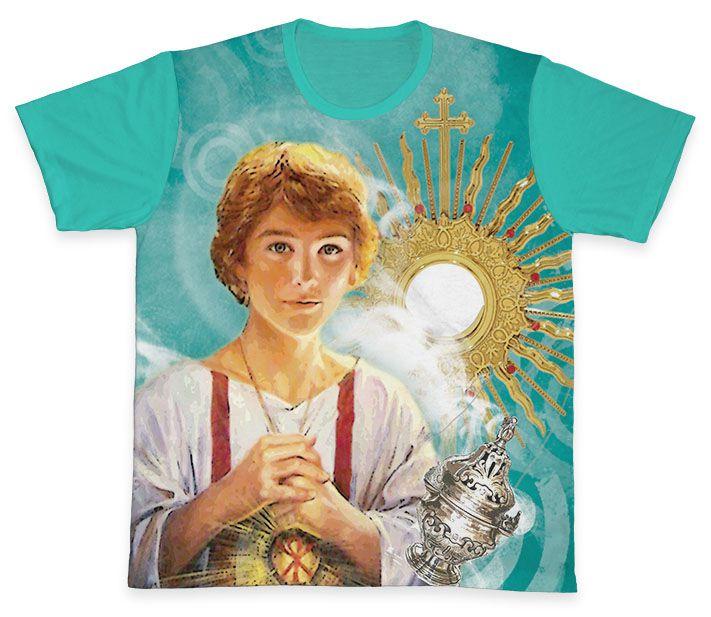 Camiseta REF.0739 - Pastoral dos Coroinhas - São Tarcísio  - Camisetas Sabatini