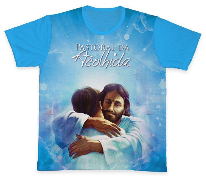 Camiseta REF.0783 - Pastoral da Acolhida